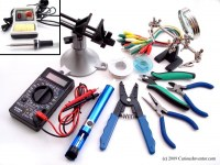 electronic toolstools